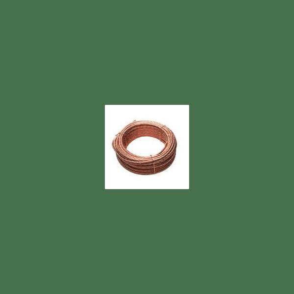 Câble cuivre nu 25mm²...