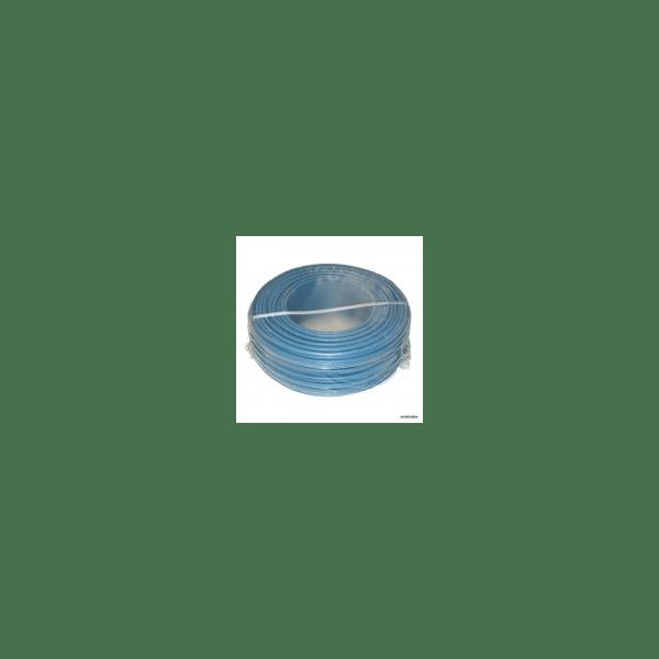 Fil rigide 25mm² bleu...