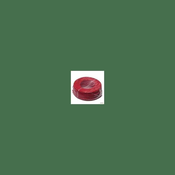 Fil rigide 6mm² rouge HO7VR6RG