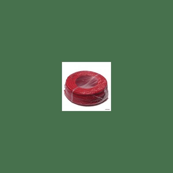 Fil souple 6mm² rouge HO7VK6RG