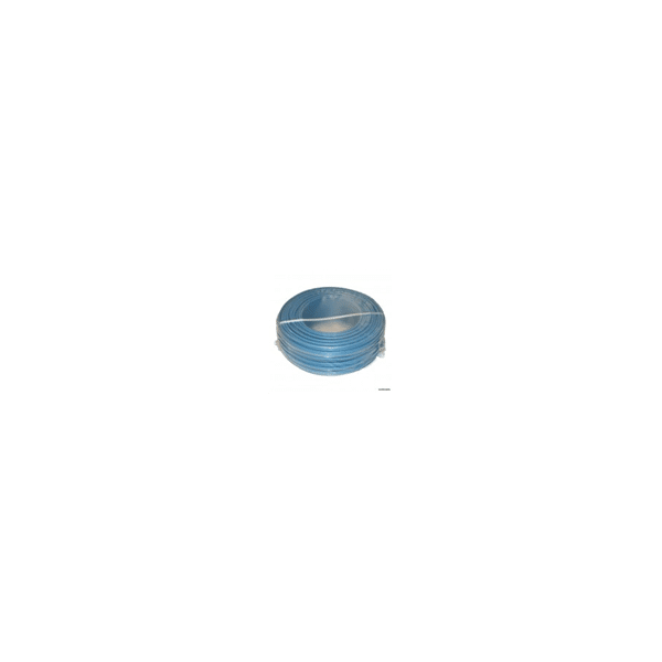 Fil souple 6mm² bleu (5024)...