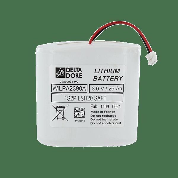 Bloc pile lithium BAT CS...