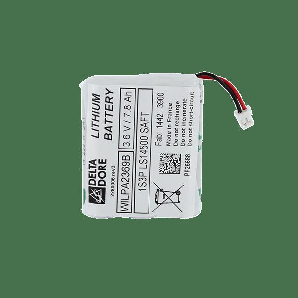 Bloc pile lithium pour...