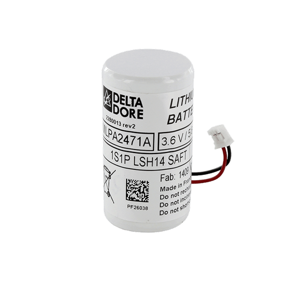 Bloc pile lithium BAT DMBV...