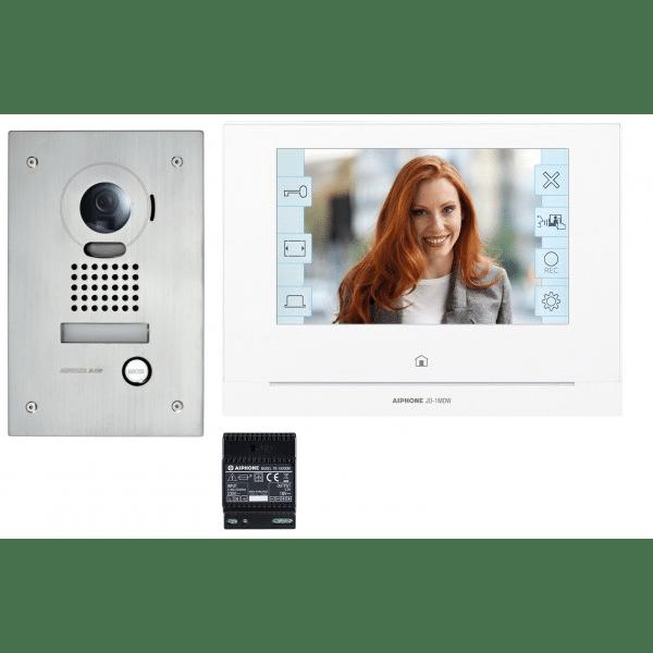 Interphone kit vidéo JO...