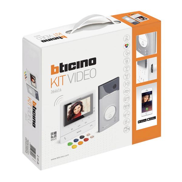 Kit portier vidéo couleur...