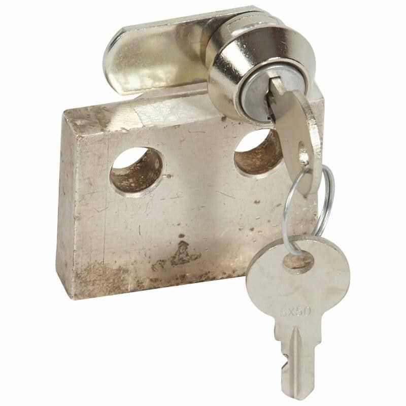 Serrure à clef n°50 cache...